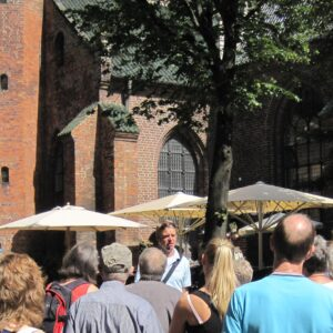 Private walking tours and events in Copenhagen