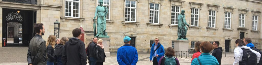 Sightseeing tour in Copenhagen about Hans Christian Andersen