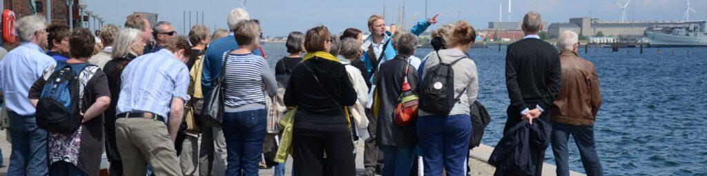 Byvandring i København om Enevælden